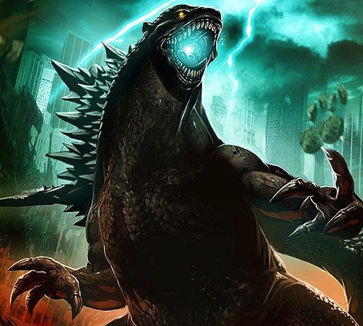godzilla legendary pictures concept