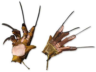 freddy glove replica