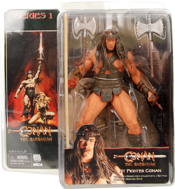 conan packaging