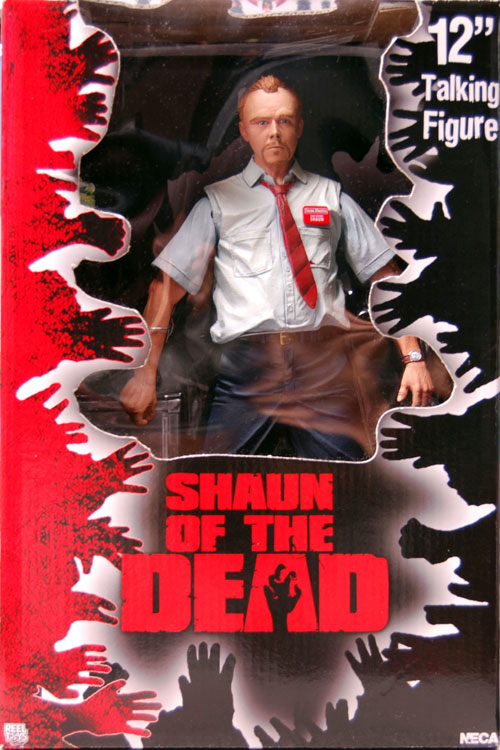 shaun of the dead packaging