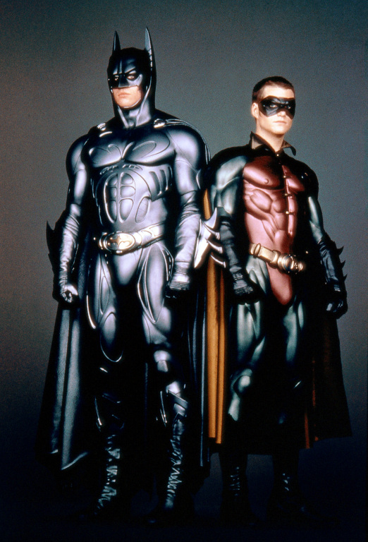 batman and robin val kilmer chris o donnell