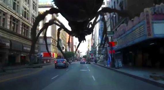 BAS spider